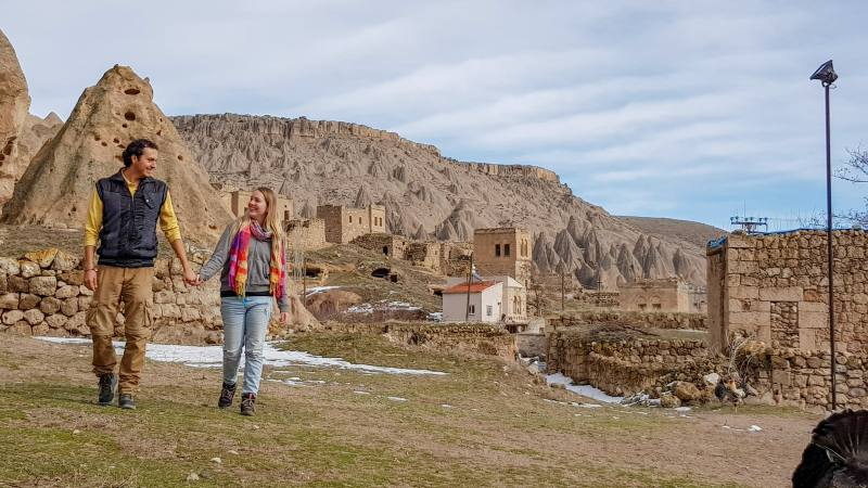 Starwars en Cappadocia