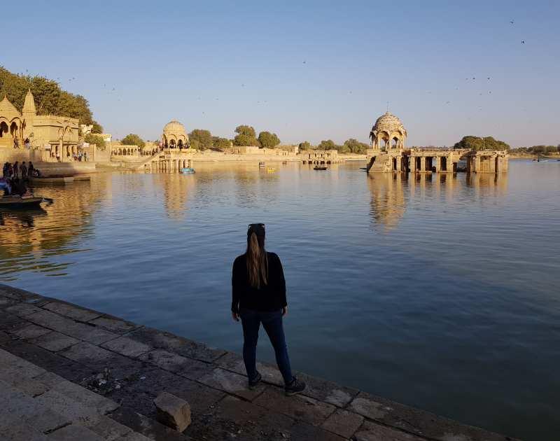 lago en Jaisalmer que ver y hacer
