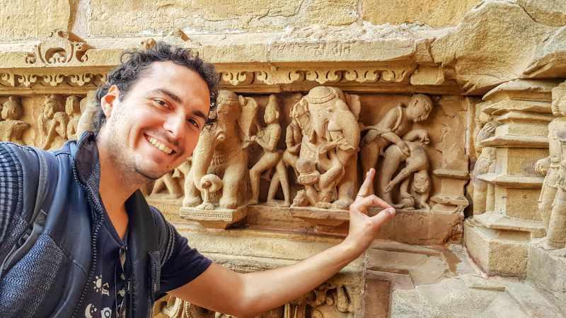 que ver en Khajuraho templos