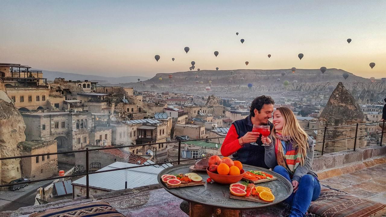 que ver y hacer en Cappadocia