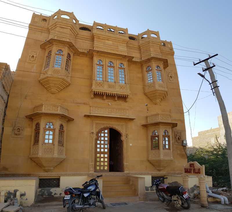 sanjay villas hotel jaisalmer