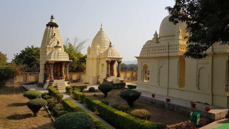 templos jainistas en Khajuraho