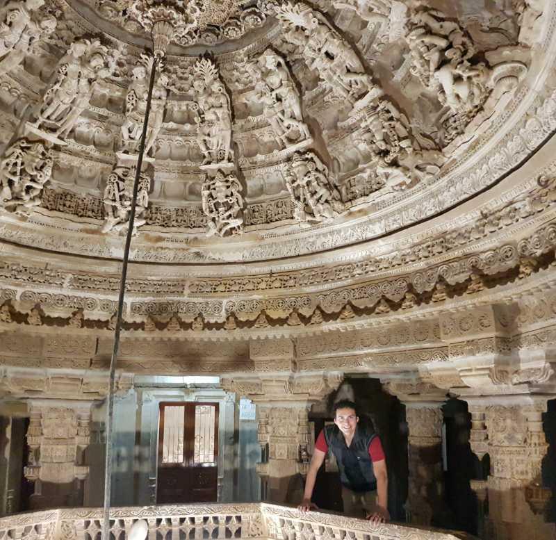 templos jainistas que ver en Jaisalmer