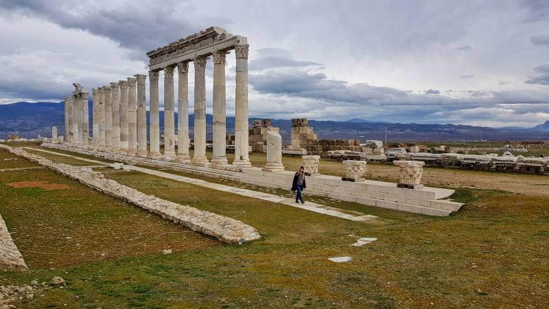 Laodikia o Laodicea en Pamukkale