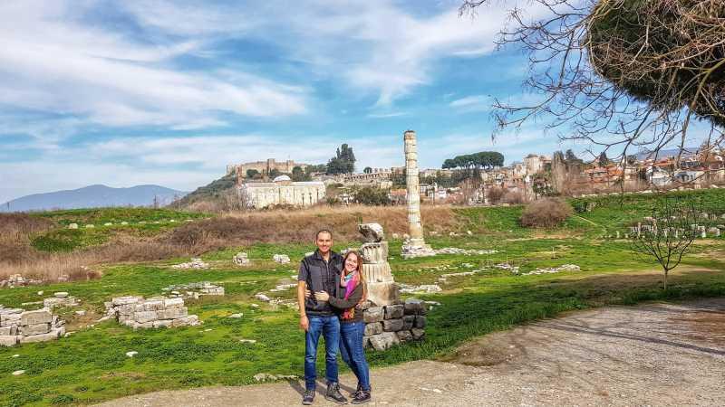Templo de Artemisa en Éfeso
