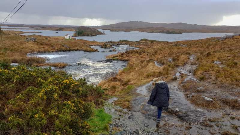 que ver en Connemara desde Galway