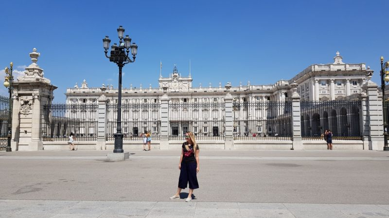 Palacio Real que ver Madrid