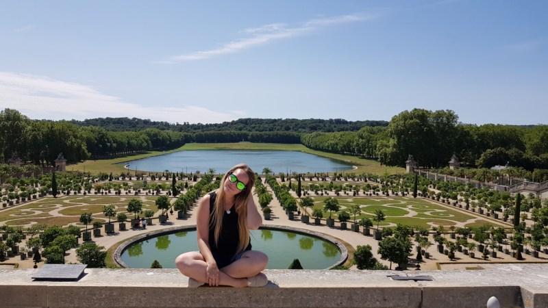Palacio de Versalles el naranjero