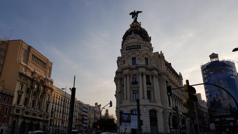 la Gran Vía que ver en Madrid
