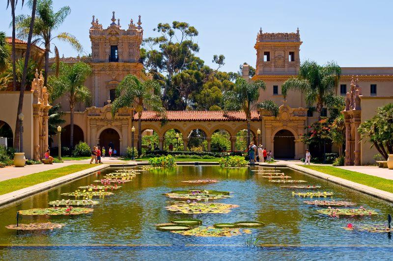 Balboa Park - vacaciones en San Diego