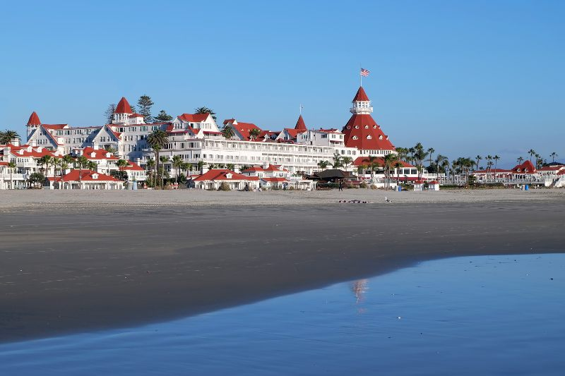 Coronado Island - Hotel Coronado Vacaciones en San Diego