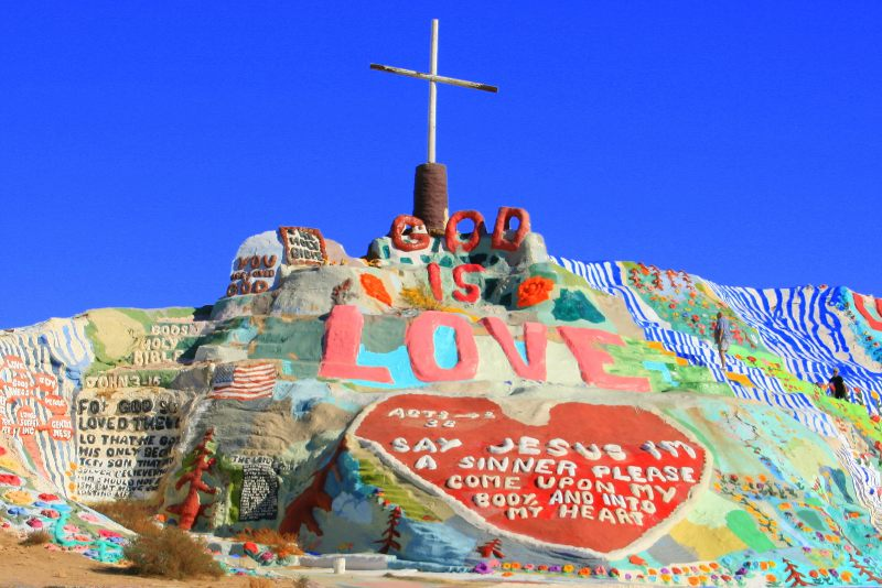 Salvation Mountain vacaciones en San Diego