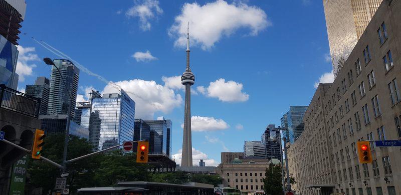 CN Tower que ver en Toronto