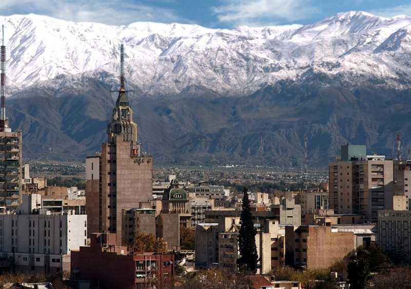 Mendoza, ciudad que ver en Argentina