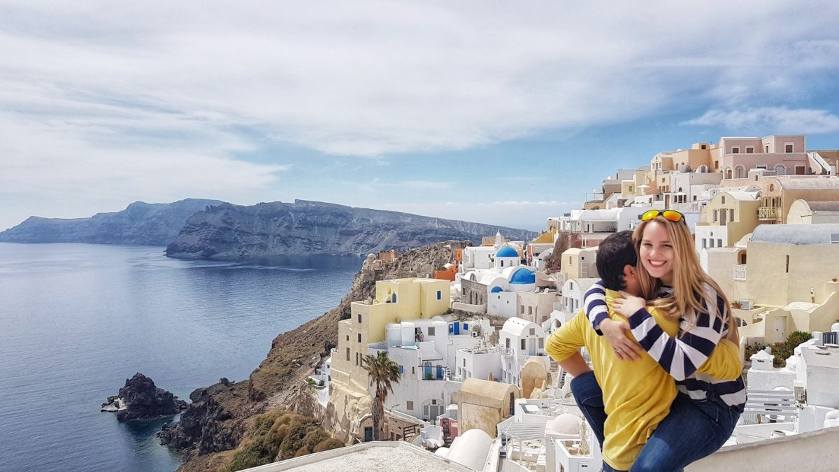 que ver en Santorini portada