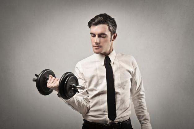 superacion levantamiento de pesas