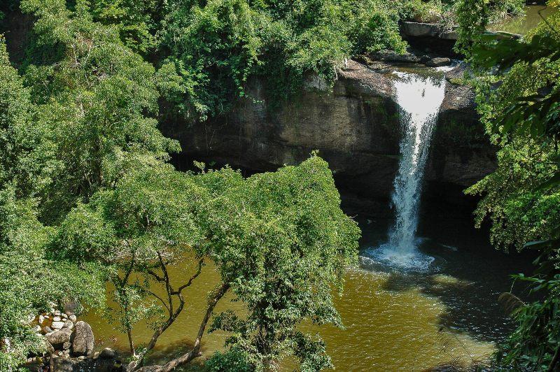 El Parque Nacional de Khao Yai - Tailandia