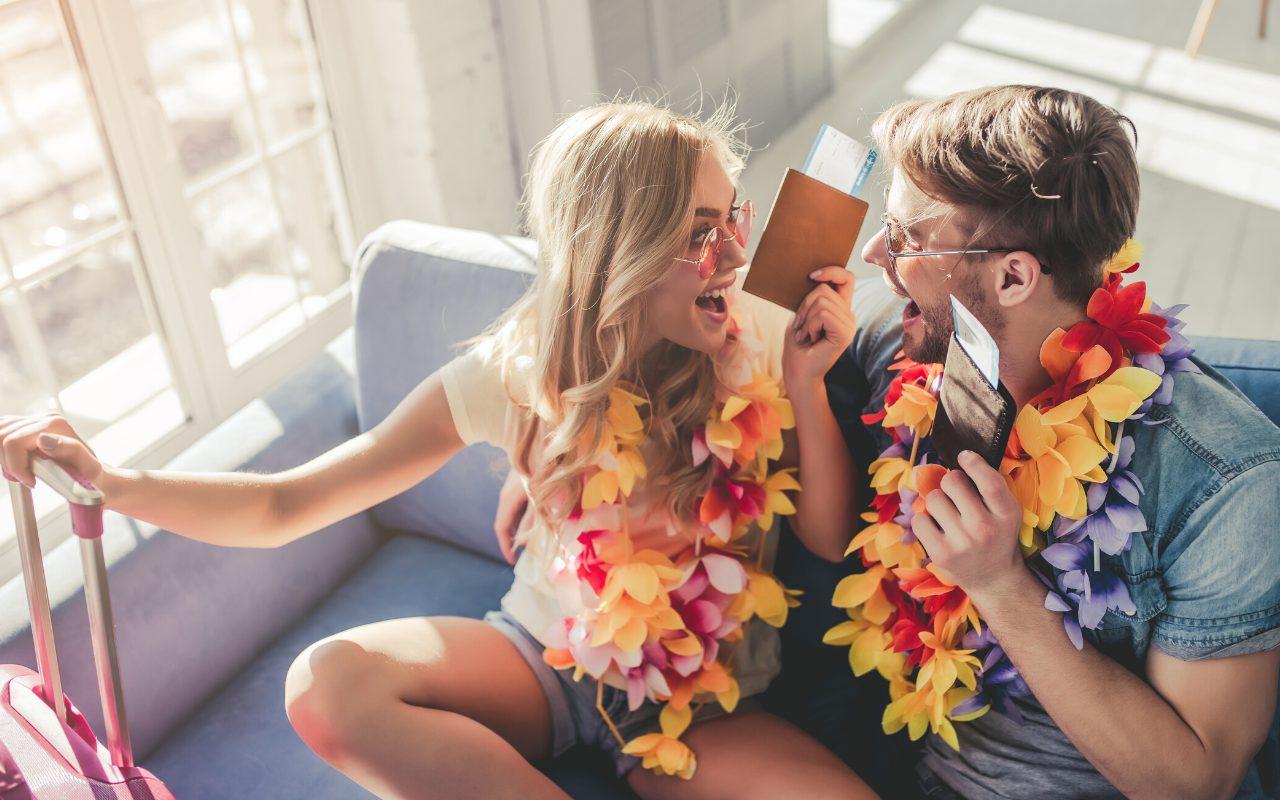 las peleas cuando viajas con tu pareja