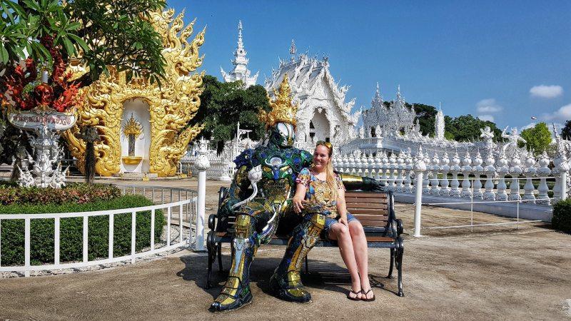 que ver y hacer en Tailandia