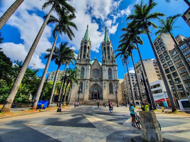 Catedral da Sé que ver en Sao Paulo