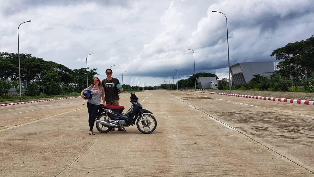 Naypidaw capital de Myanmar