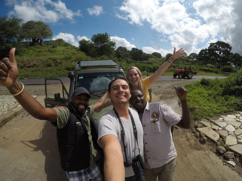 equipo de Karibu África Safaris