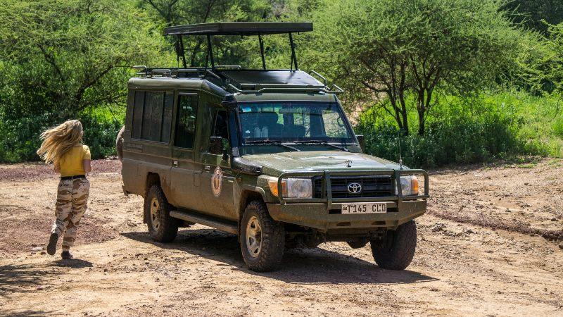 cómo hacer un safari barato por Tanzania