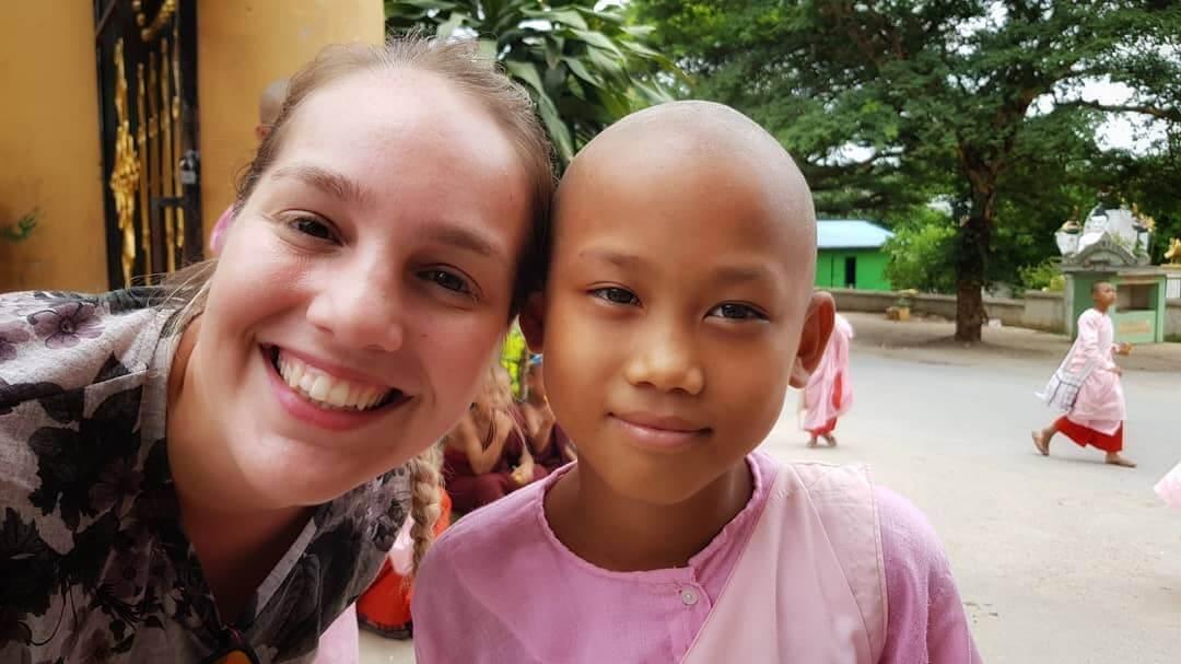 guía de viaje a Myanmar Birmania