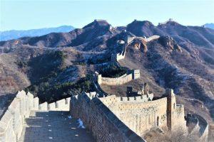 que ver en Pekín La Gran Muralla China