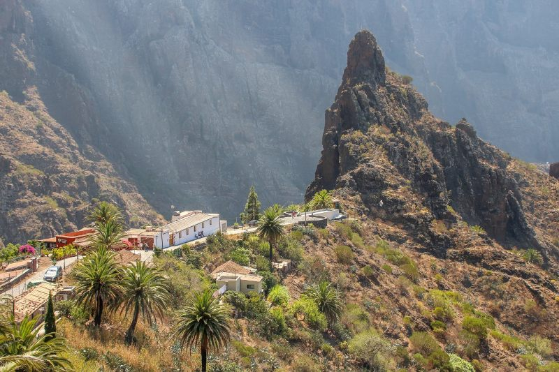 Barranco de Masca cosas que hacer en Tenerife