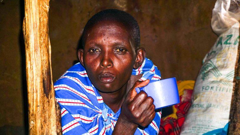 tribu masai en Longido District Tanzania
