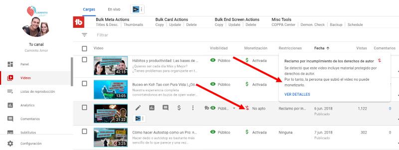 cómo monetizar tus vídeos en Youtube