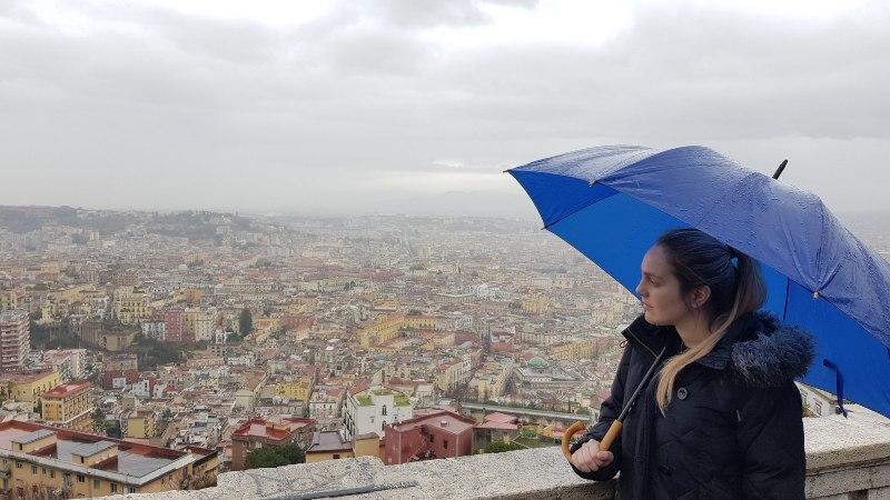 mejores miradores que ver en Nápoles
