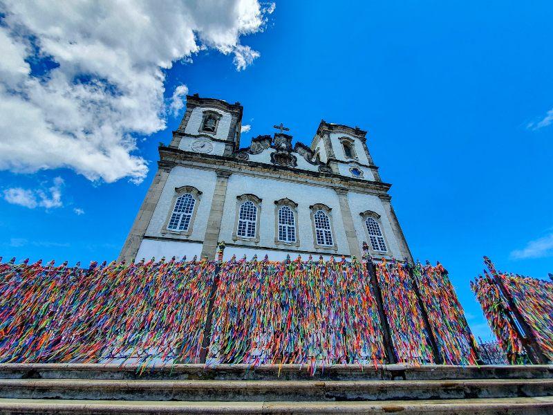 Iglesia Senhor do Bonfim Salvador
