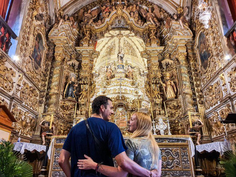 Matriz Nossa Senhora do Pilar Ouro Preto