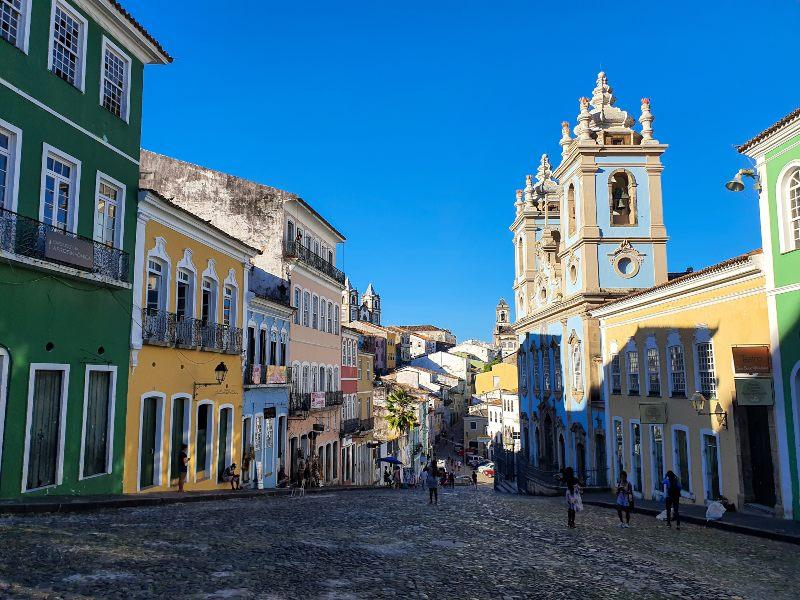 que hacer en Salvador de Bahía - Pelourinho