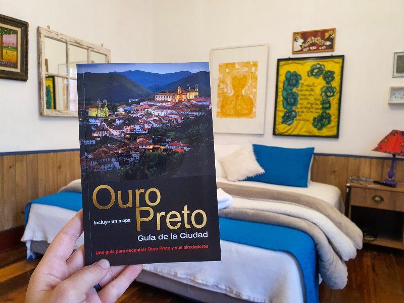 dónde alojarte Ouro Preto