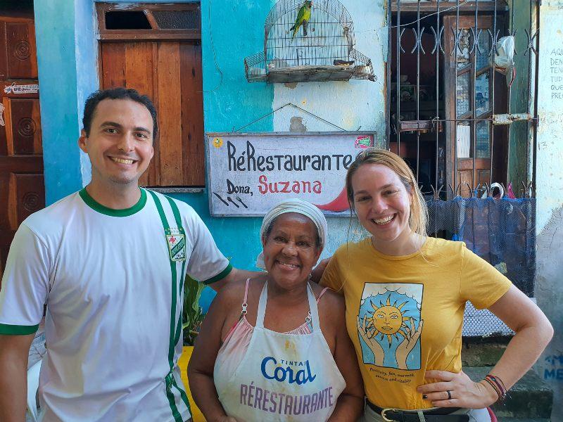 dónde comer en Salvador de Bahía