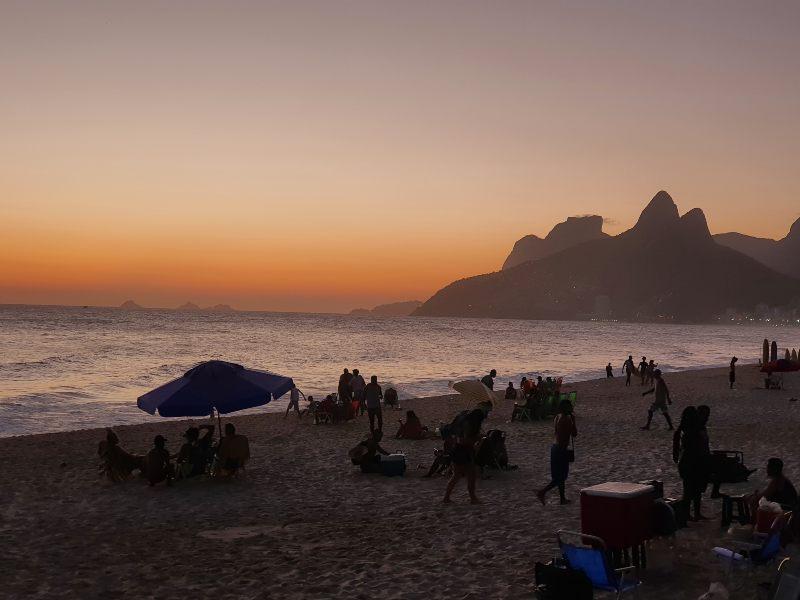 lugares que ver en Rio de Janeiro - Pedra do Arpoador