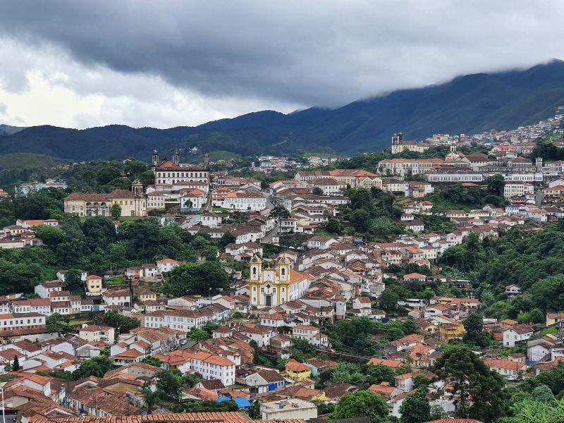 lugares que ver en Ouro Preto