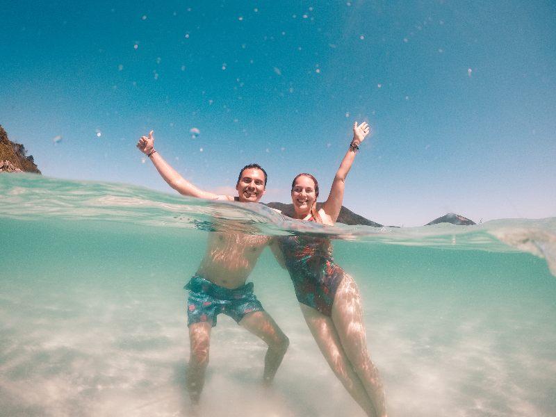 qué hacer en Arraial do Cabo
