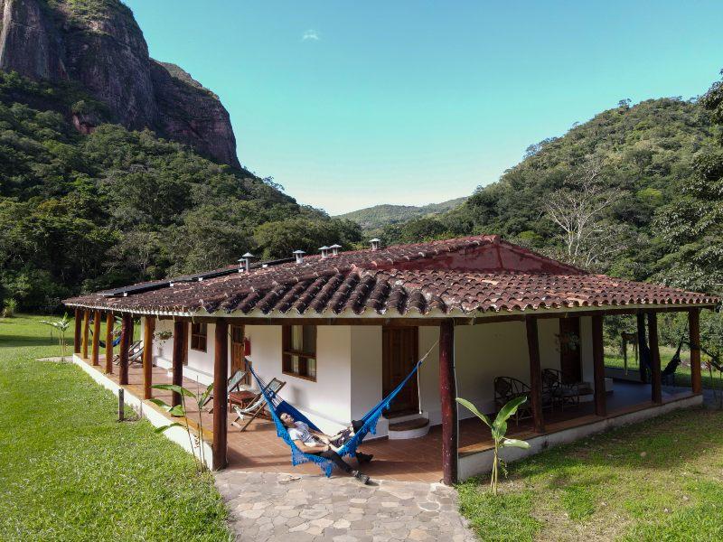 eco-lodge Refugio Los Volcanes