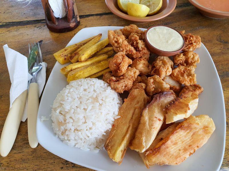 qué comer en Trinidad Beni